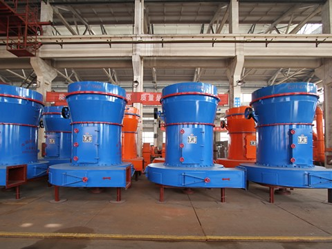 high strength raymond mill